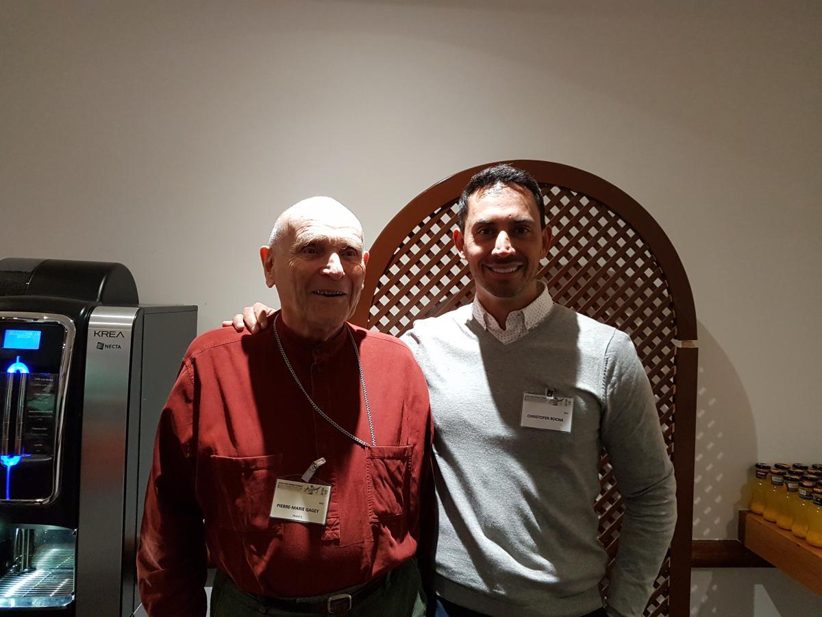 46ddfb51fd4 Em Janeiro de 2018 Dr. Christofer Rocha Participou do Congresso  Internacional de Posturologia atualizando-se com as referências mundiais  nesta área.