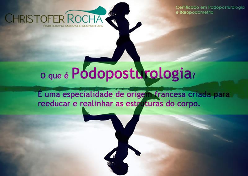 Podoposturologia o que é